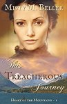 This Treacherous Journey (Heart of the Mountains Book 1) by Misty M. Beller